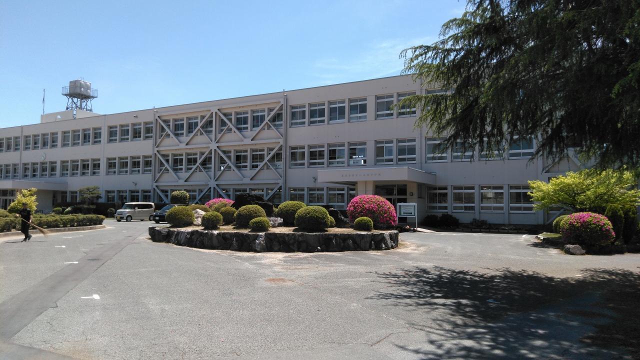 東広島市立八本松中学校