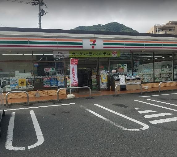 セブン-イレブン 門司東門司2丁目店
