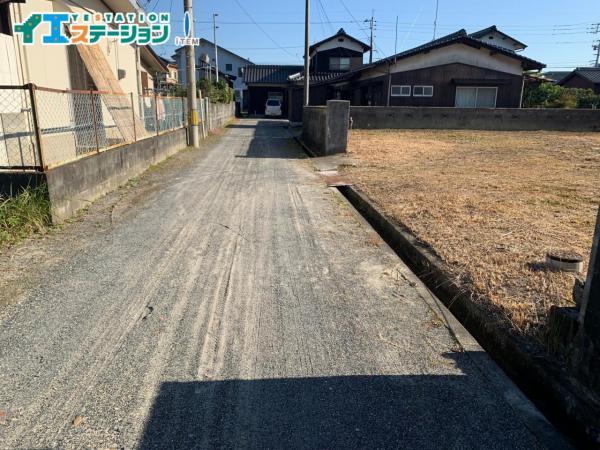 土地 防府市泉町 山陽本線防府駅 550万円