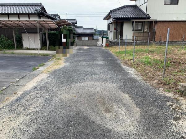 土地 防府市大字富海 山陽本線富海駅 200万円