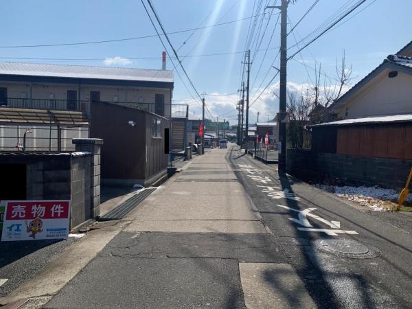 土地 防府市自力町 山陽本線防府駅 780万円