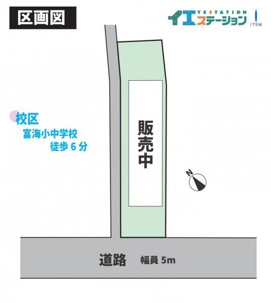 中古戸建 防府市大字富海 山陽本線富海駅 380万円