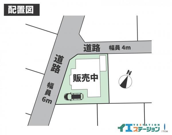 中古戸建 防府市大字西浦 山陽本線大道駅 800万円