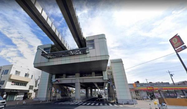 モノレール小倉台駅