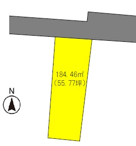 土地 盛岡市東緑が丘 JR東北本線(黒磯〜盛岡)盛岡駅 630万円