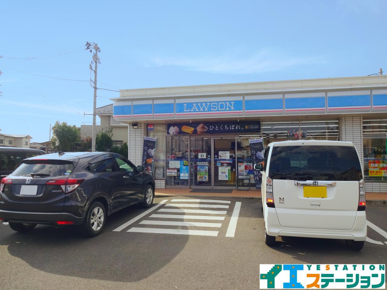 ローソン四郎丸渡道店