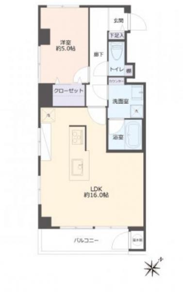 中古マンション 仙台市青葉区北山2丁目 JR仙山線北山駅 999万円