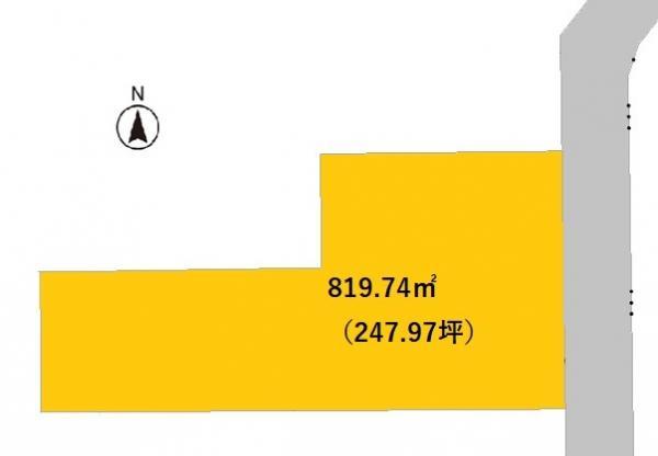 土地 福島県相馬市塚ノ町2丁目3番4 JR常磐線(いわき~仙台)相馬駅 2280万円