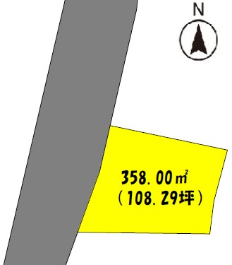 土地 仙台市青葉区作並字戸崎原上 JR仙山線作並駅 320万円