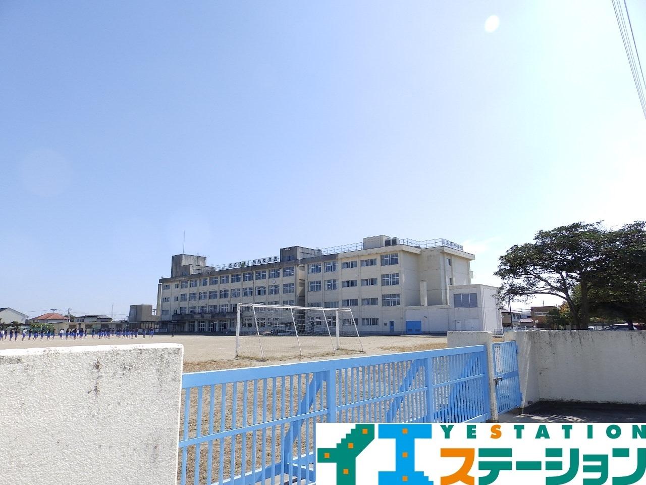 沖野中学校