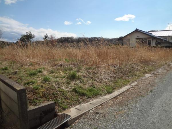 土地 福島県相馬市程田字潜石88番2 JR常磐線(いわき~仙台)相馬駅 1300万円