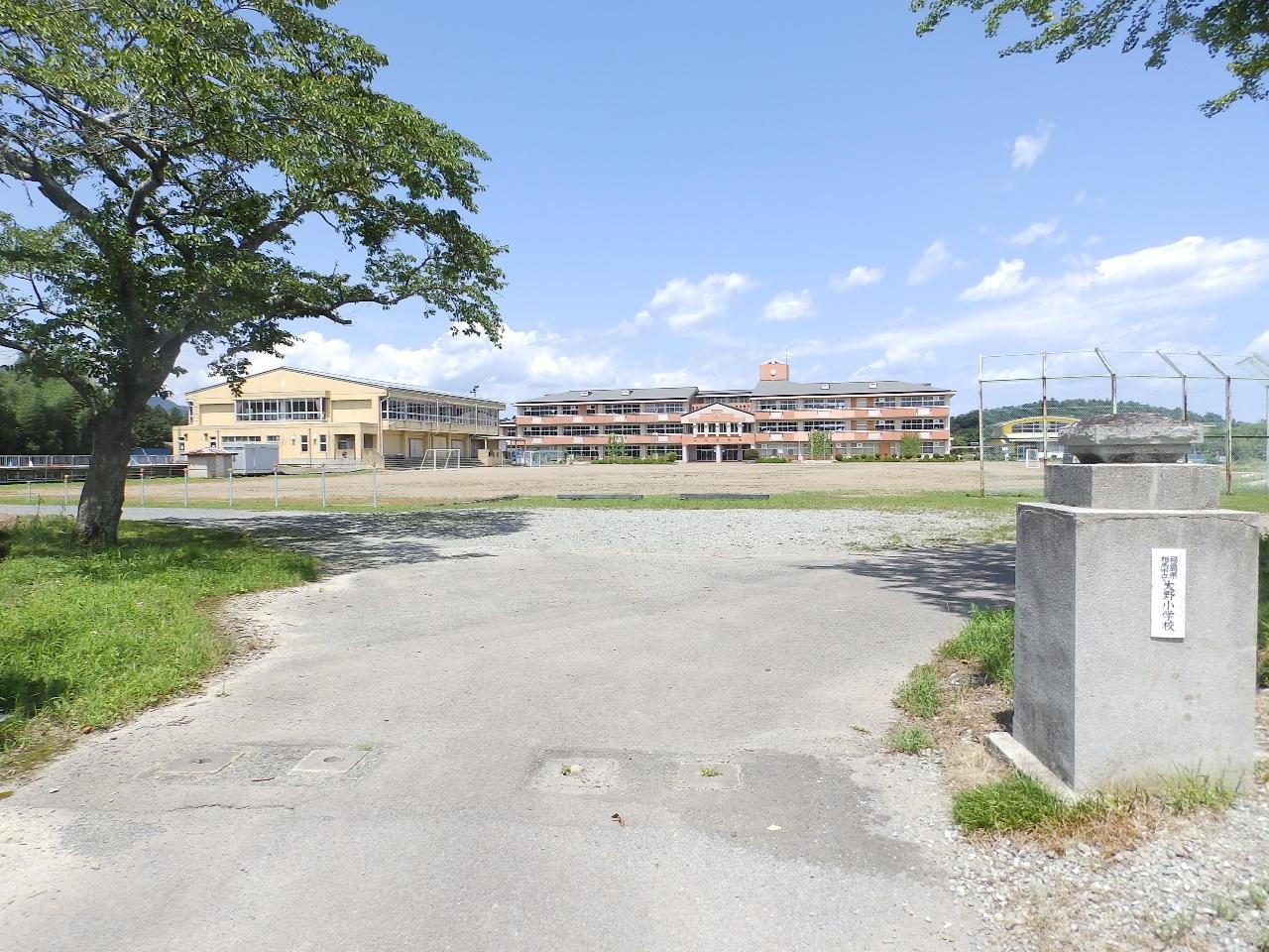 相馬市立大野小学校