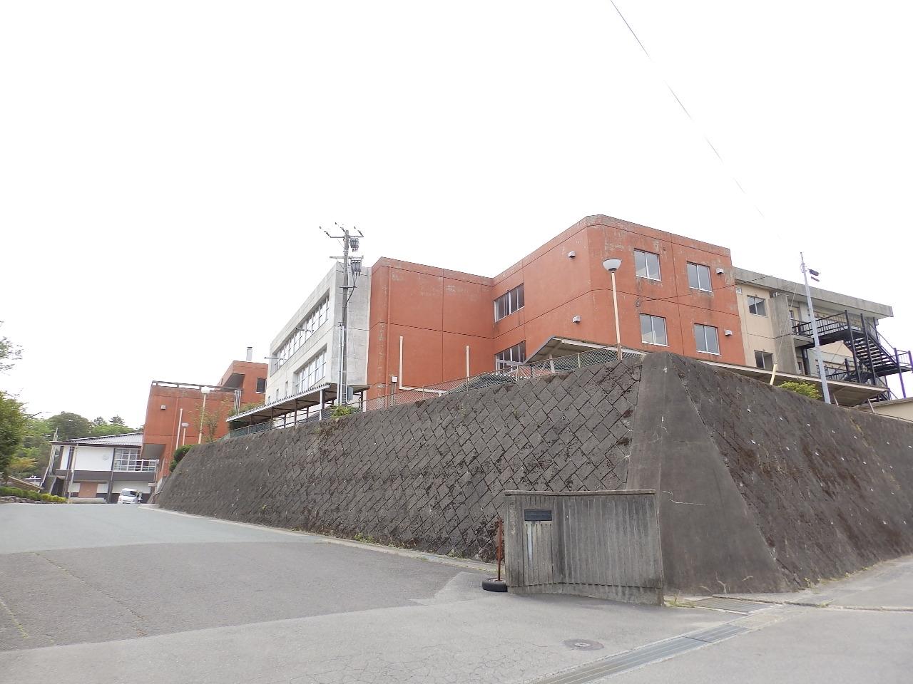 相馬市立中村第一中学校