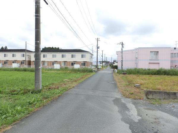 土地 福島県相馬市馬場野字山越26 JR常磐線(いわき~仙台)相馬駅 2500万円
