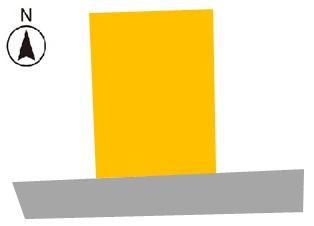 土地 宮城県柴田郡大河原町字緑町21番14 JR東北本線(黒磯~盛岡)大河原駅 1410万円