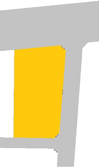 土地 福島県相馬市中村字桜ケ丘18 JR常磐線(いわき~仙台)相馬駅 5200万円