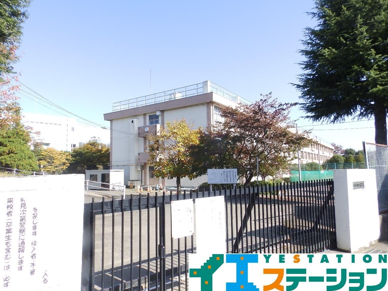 仙台市立山田中学校