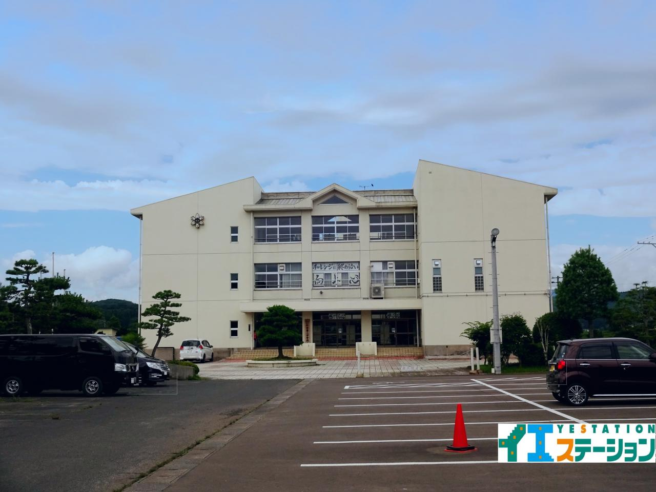 村田町立村田第二中学校