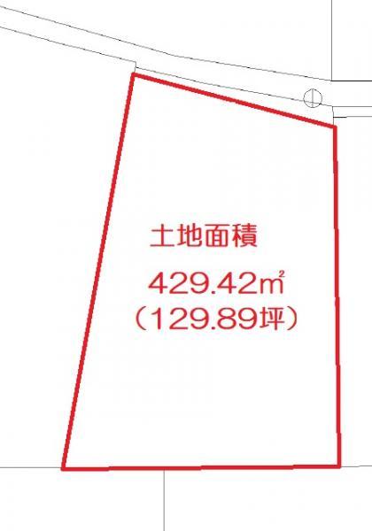 土地 福島県相馬市中野字寺前120 JR常磐線(いわき~仙台)相馬駅 1150万円