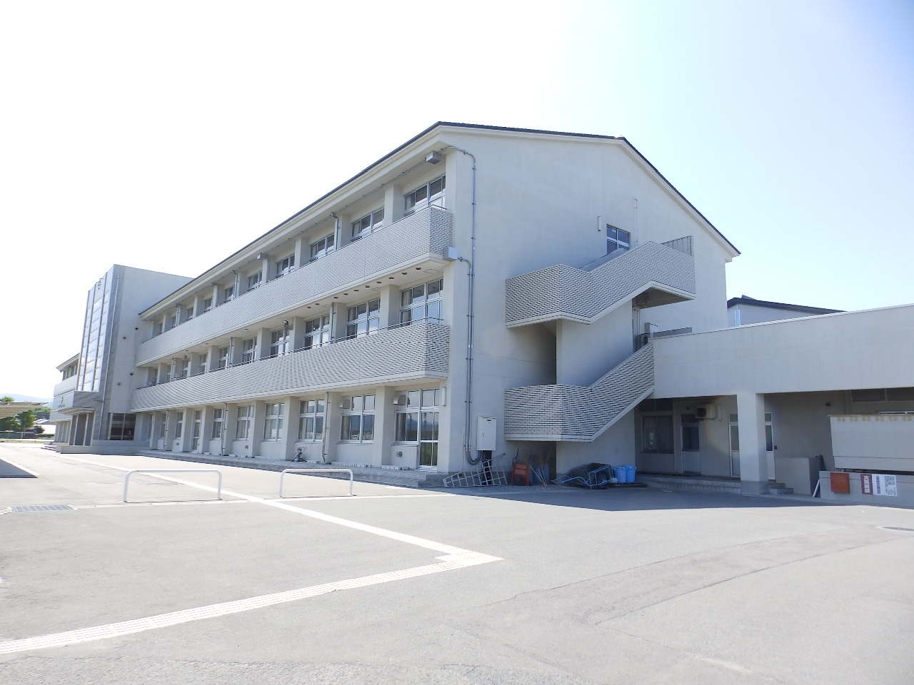 相馬市立向陽中学校