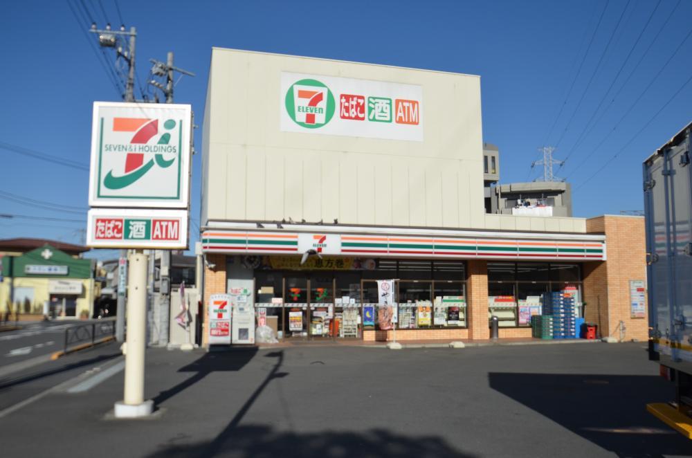 セブン‐イレブン 葛飾新柴又駅前店