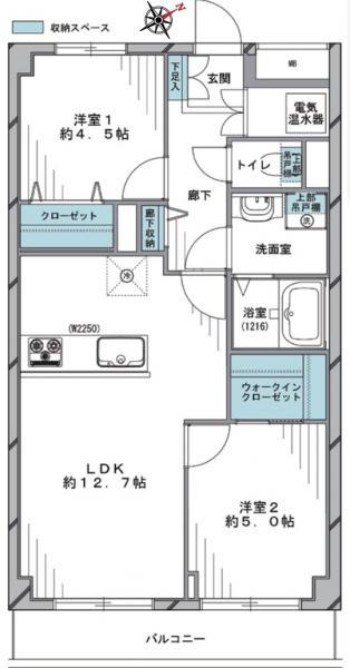 中古マンション 葛飾区堀切2丁目 京成本線堀切菖蒲園駅 2380万円