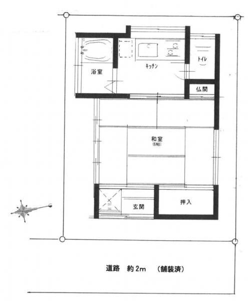 中古戸建 葛飾区東堀切1丁目 京成本線お花茶屋駅 780万円