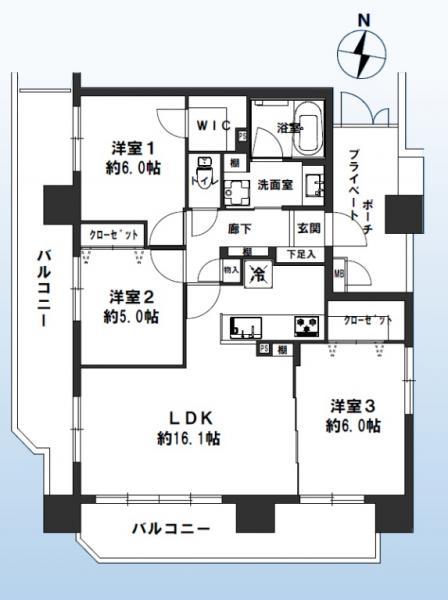 中古マンション 葛飾区立石1丁目 京成押上線京成立石駅 4880万円