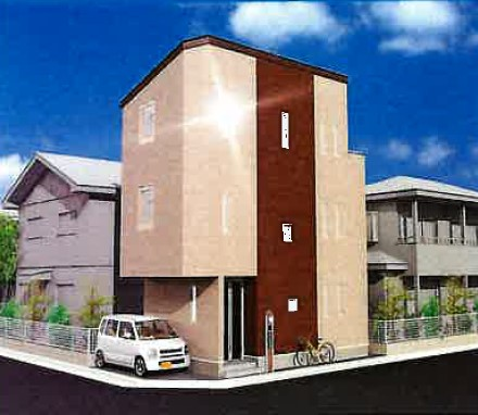新築戸建 葛飾区小菅1丁目 東武伊勢崎線小菅駅 3480万円