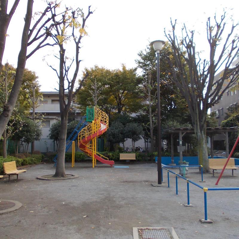 堀八児童遊園