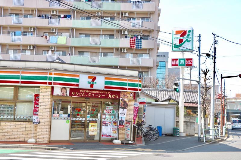 セブン-イレブン 葛飾青戸4丁目店