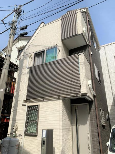 中古戸建 葛飾区奥戸3丁目 JR総武本線新小岩駅 2400万円