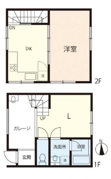 中古戸建 葛飾区宝町2丁目 京成本線お花茶屋駅 2480万円