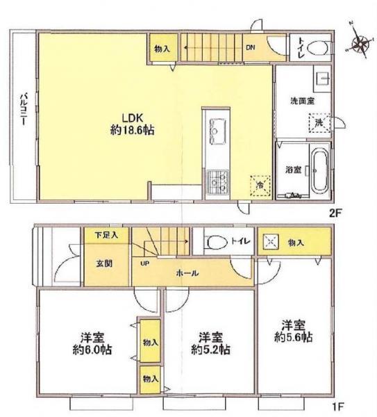 新築戸建 葛飾区立石8丁目 京成本線青砥駅 4890万円