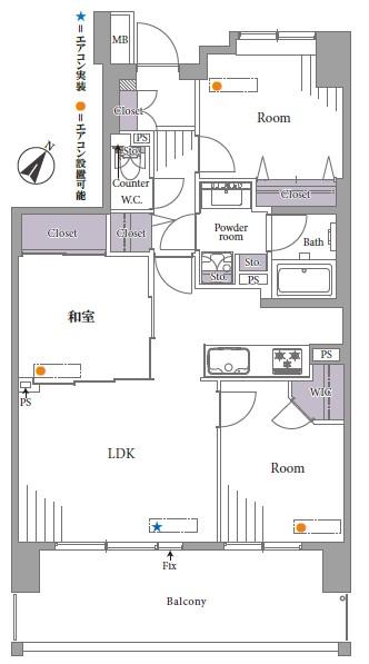 中古マンション 葛飾区四つ木1丁目 京成押上線四ツ木駅 3799万円