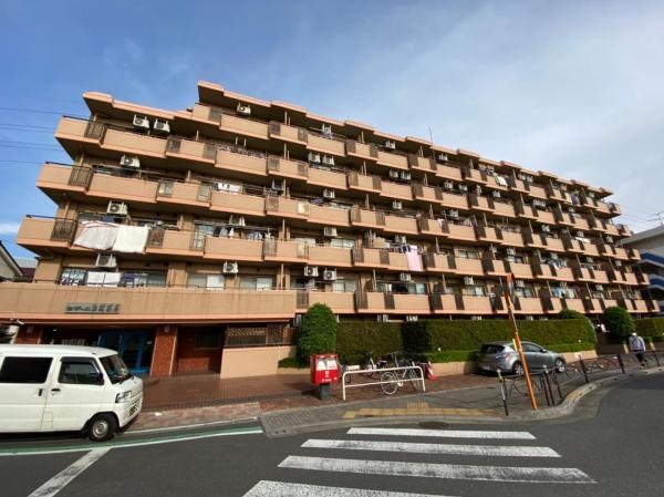 中古マンション 葛飾区白鳥2丁目 京成本線お花茶屋駅 2380万円