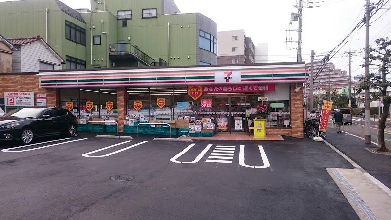 セブン-イレブン 葛飾白鳥店