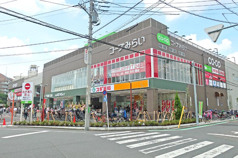 中古マンション 葛飾区白鳥4丁目 京成本線お花茶屋駅 1990万円