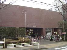 西東京市中央図書館