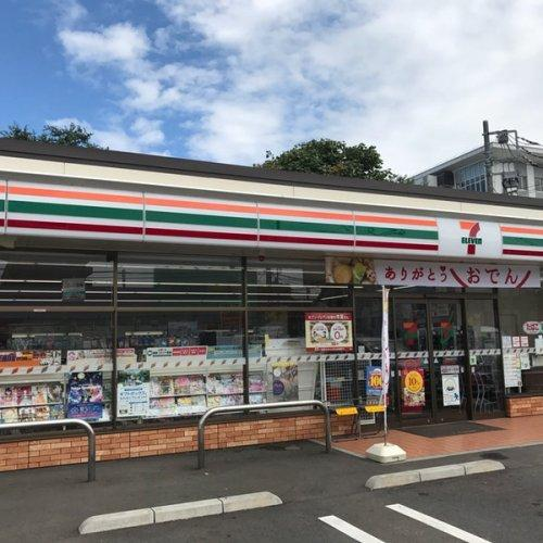 セブン-イレブン 西東京向台4丁目店