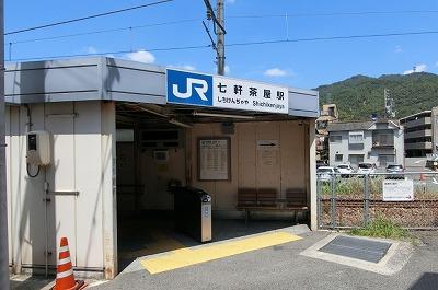 七軒茶屋駅
