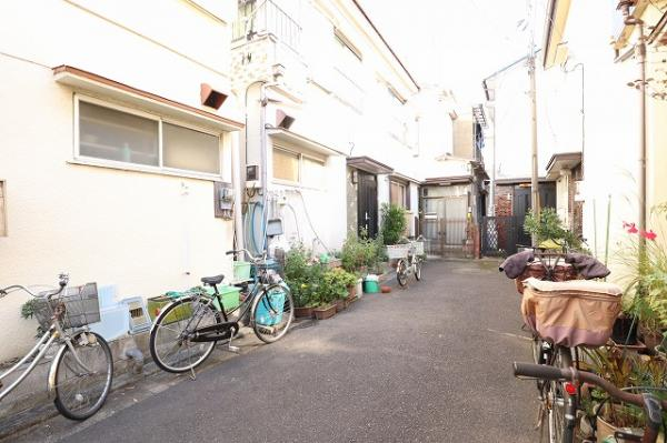 土地 葛飾区奥戸3丁目 JR中央・総武線新小岩駅 1200万円