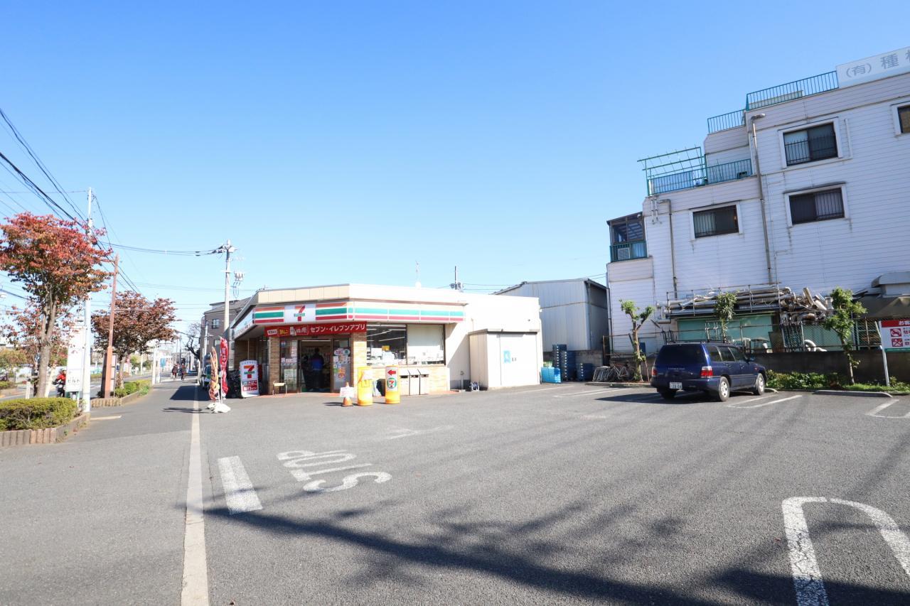セブン-イレブン 葛飾奥戸3丁目店
