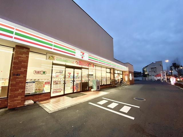 セブン-イレブン 葛飾青戸8丁目店