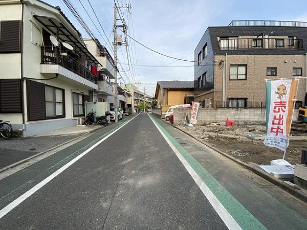 新築戸建 葛飾区奥戸3丁目 JR中央・総武線新小岩駅 4980万円