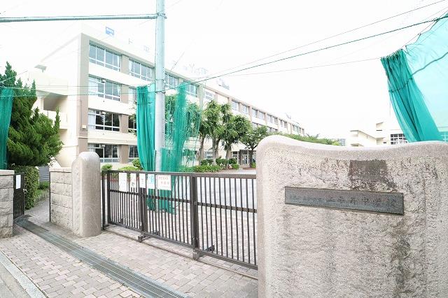 葛飾区立上平井中学校