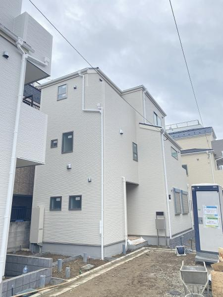 新築戸建 葛飾区奥戸3丁目 JR中央・総武線新小岩駅 4780万円