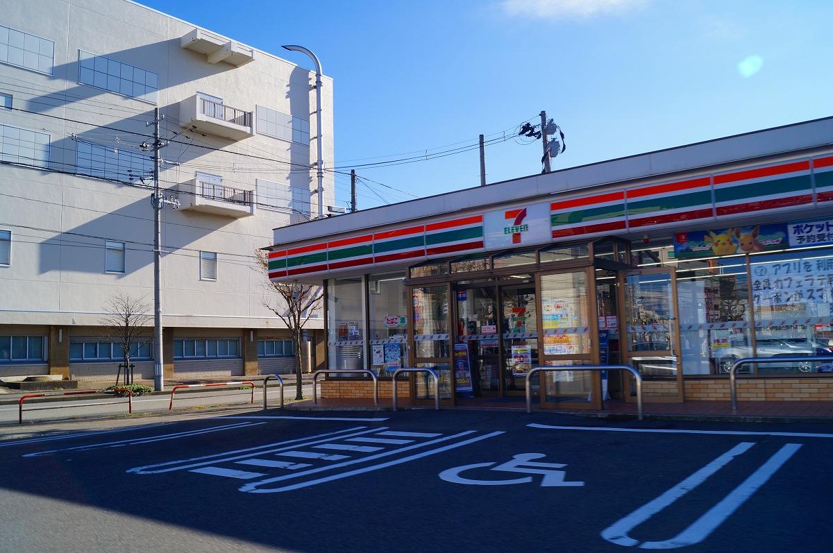 セブン-イレブン 酒田本町3丁目店
