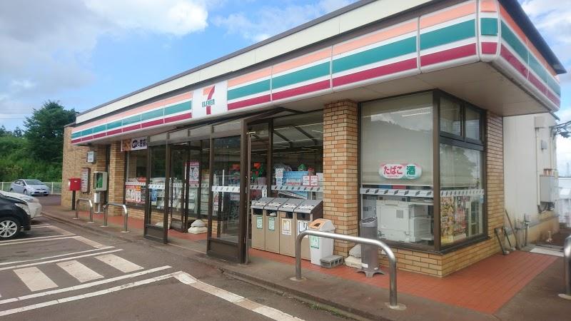 セブン-イレブン 鶴岡南バイパス店