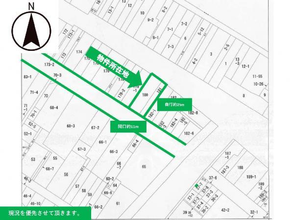 土地 酒田市船場町1丁目7-10 JR羽越本線酒田駅 800万円